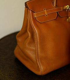 Herm s Herm s Birkin Bag 40 from Herm s Staff - 873840