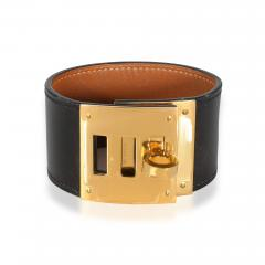 Herm s Herm s Kelly Bracelet with Gold Plated Hardware - 1842172