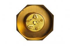 Herm s Hermes 8 Day Desk Clock - 1858064
