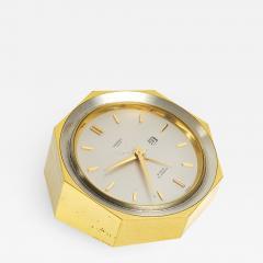 Herm s Hermes 8 Day Desk Clock - 1858594