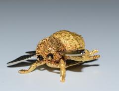 Herm s Hermes Paris Honey Bee Brooch - 773792