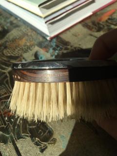 Herm s Vintage Hermes 1930s Brushes - 198010