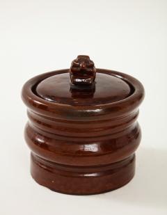 Herm s Vintage Hermes Ceramic Tobacco Jar - 1284048