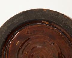 Herm s Vintage Hermes Ceramic Tobacco Jar - 1284052