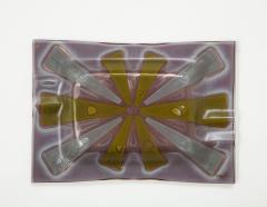 Higgins Glass Studio Higgins Art Glass Vide Poche Tray - 1923957