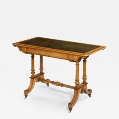 Holland Sons A Victorian writing table attributed to Holland and Sons - 978360