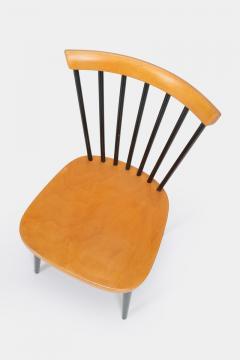 Horgen Glarus Horgen Glarus spoke chair 60s - 1719912
