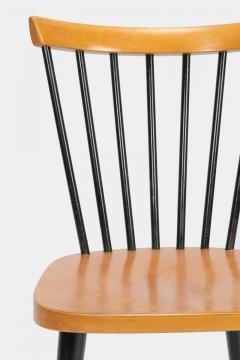 Horgen Glarus Horgen Glarus spoke chair 60s - 1719914