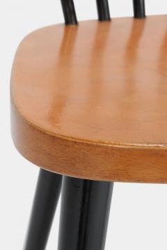 Horgen Glarus Horgen Glarus spoke chair 60s - 1719916