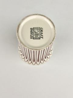 Hornsea Pottery Hornsea Pottery Studio Craft Westminster Vase - 1540986
