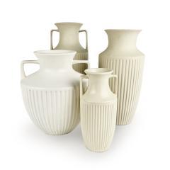 Hornsea Pottery Pottery Beige Bisque Vase - 1375301