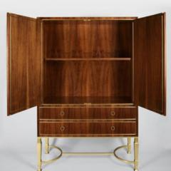 ILIAD Bespoke A French 40s Inspired Entertainment Cabinet - 544611