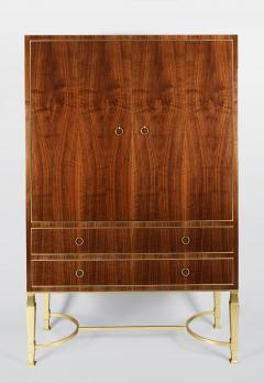ILIAD Bespoke A French 40s Inspired Entertainment Cabinet - 544612