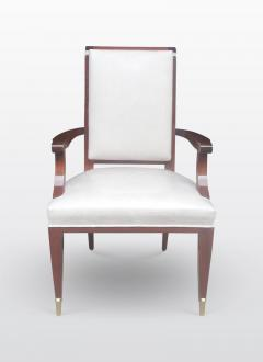 ILIAD Bespoke Armchair in the manner of Andre Arbus - 481834