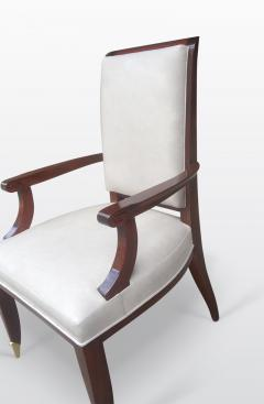 ILIAD Bespoke Armchair in the manner of Andre Arbus - 481835