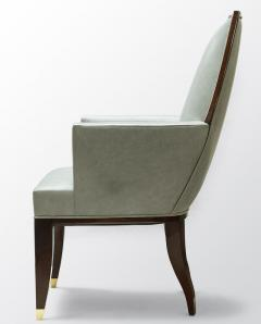 ILIAD Bespoke Armchair in the manner of Jacques Quinet - 481826