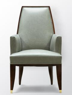 ILIAD Bespoke Armchair in the manner of Jacques Quinet - 481827