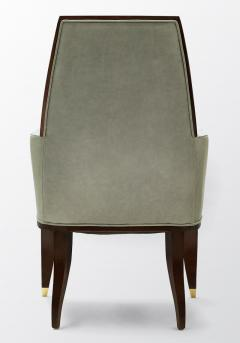 ILIAD Bespoke Armchair in the manner of Jacques Quinet - 481828