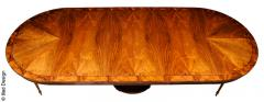 ILIAD Bespoke Biedermeier Inspired Extendable Dining Table - 524003