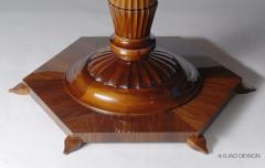 ILIAD Bespoke Biedermeier Inspired Pedestal Table - 481861