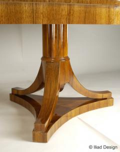 ILIAD Bespoke Biedermeier inspired Extendable Dining Table - 508586