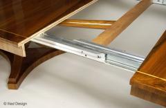 ILIAD Bespoke Biedermeier inspired Extendable Dining Table - 508589