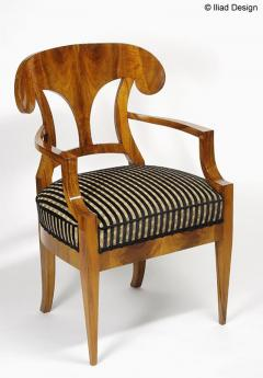ILIAD Bespoke Biedermeier style Armchairs - 481830
