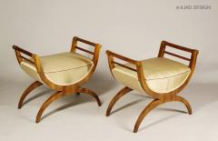 ILIAD Bespoke Biedermeier style Benches - 481846