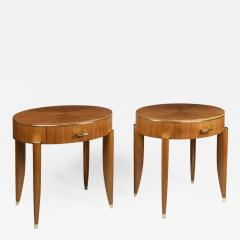 ILIAD Bespoke French Art Deco Inspired Side Tables - 501934