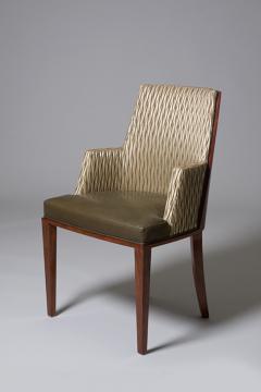 ILIAD Bespoke French Modernist Inspired Armchairs - 503270
