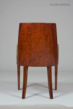 ILIAD Bespoke French Modernist Inspired Armchairs - 503274