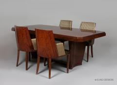 ILIAD Bespoke French Modernist inspired Dining Table - 481858