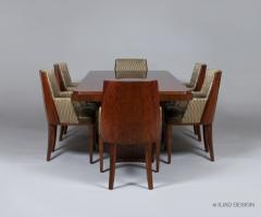 ILIAD Bespoke French Modernist inspired Dining Table - 481859