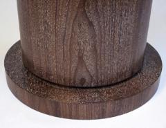 ILIAD Bespoke Modernist Breakfast Table with Cylindrical Base by ILIAD Design - 612875