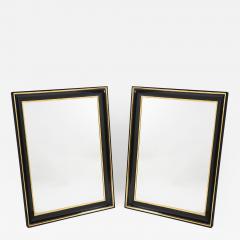 ILIAD Bespoke Pair of Biedermeier Style Mirrors - 500070