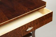 ILIAD Bespoke Pair of Biedermeier Style Side Tables - 500207