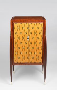 ILIAD Bespoke Pair of Ruhlmann inspired Cabinets - 503291