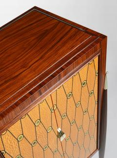 ILIAD Bespoke Pair of Ruhlmann inspired Cabinets - 503293