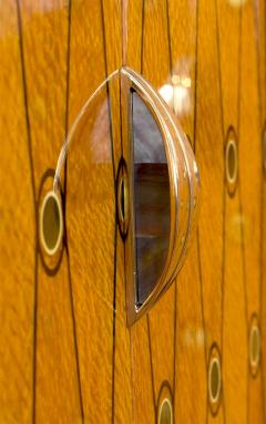 ILIAD Bespoke Pair of Ruhlmann inspired Cabinets - 503295