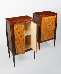 ILIAD Bespoke Pair of Ruhlmann inspired Cabinets - 503296