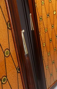 ILIAD Bespoke Pair of Ruhlmann inspired Cabinets - 503297