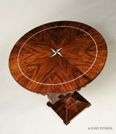 ILIAD Bespoke Swedish Neoclassical Style Occasional Table - 558991