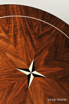 ILIAD Bespoke Swedish Neoclassical Style Occasional Table - 558992