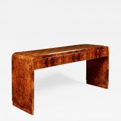 ILIAD Bespoke Waterfall Console Table - 509000