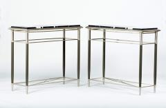 ILIAD DESIGN A Freestanding Pair of Art Deco Consoles by ILIAD Design - 1136743