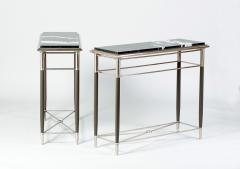 ILIAD DESIGN A Freestanding Pair of Art Deco Consoles by ILIAD Design - 1136745