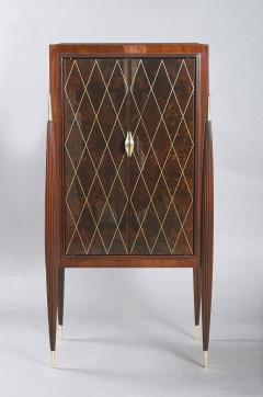 ILIAD DESIGN A Pair of Art Deco Style Fireside Cabinets by ILIAD Design - 1915587