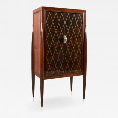 ILIAD DESIGN A Pair of Art Deco Style Fireside Cabinets by ILIAD Design - 1919726