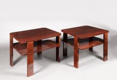 ILIAD DESIGN A Pair of Art Deco Style Occasional Tables by ILIAD Design - 2115428