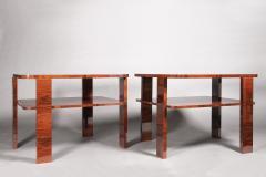 ILIAD DESIGN A Pair of Art Deco Style Occasional Tables by ILIAD Design - 2115436